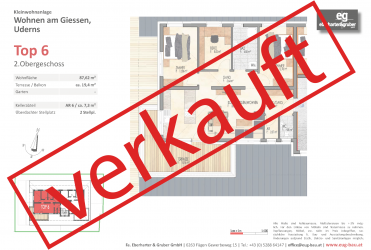 06a.Top 6- Wohnung - verkauft
